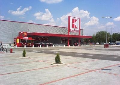Кауфланд – Русе 1, Русе 2