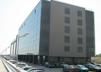 Kambanite Office building,  Sofia