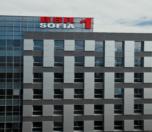 BSR Electronica Sofia One – building 4