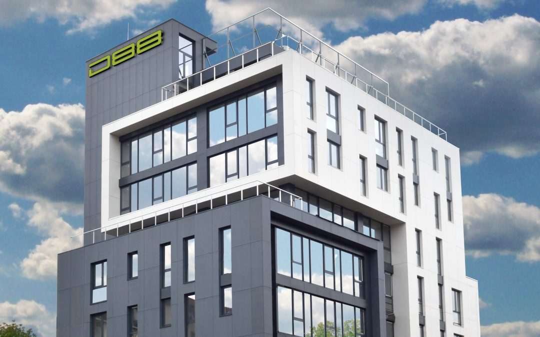 """Darik Radio"" AD – Administrative building, Sofia"