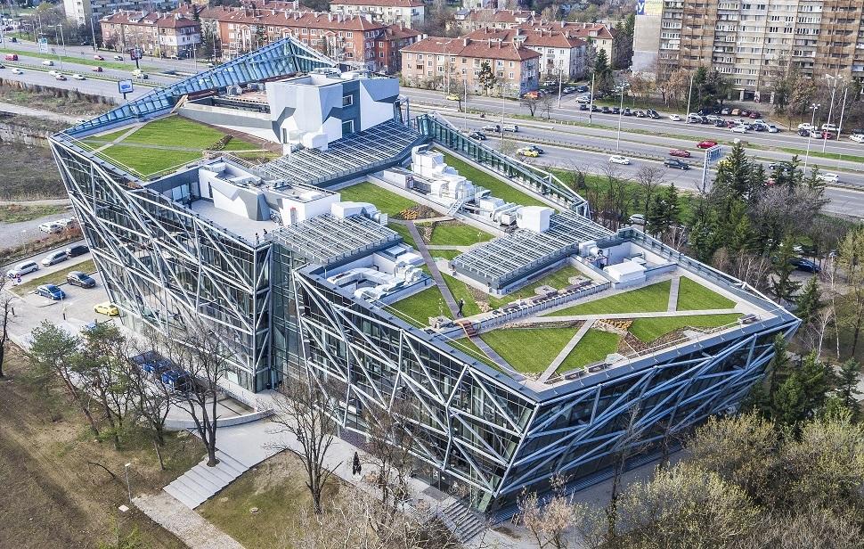 Collider Activity Center, Tech Park- Sofia