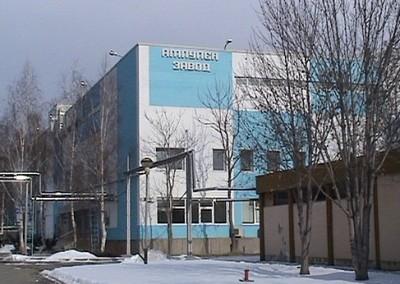 """Софарма"" АД– Ампулен цех, гр. София"