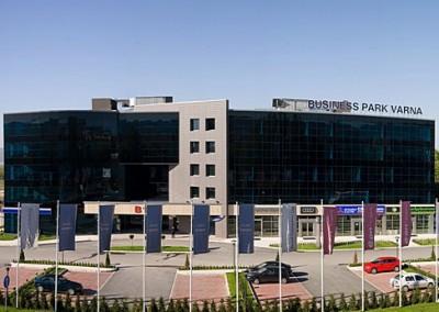 """Бизнес Парк Варна"" – Сграда 1"