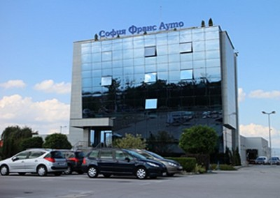 Peugeot – Administrative and service building, Sofia