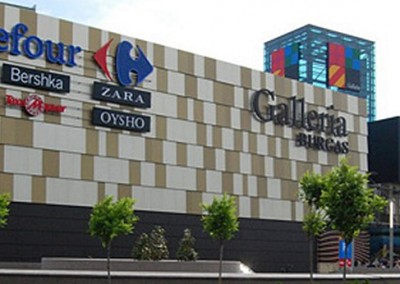 """CARREFOUR"" – MALL ""Galery Burgas"""
